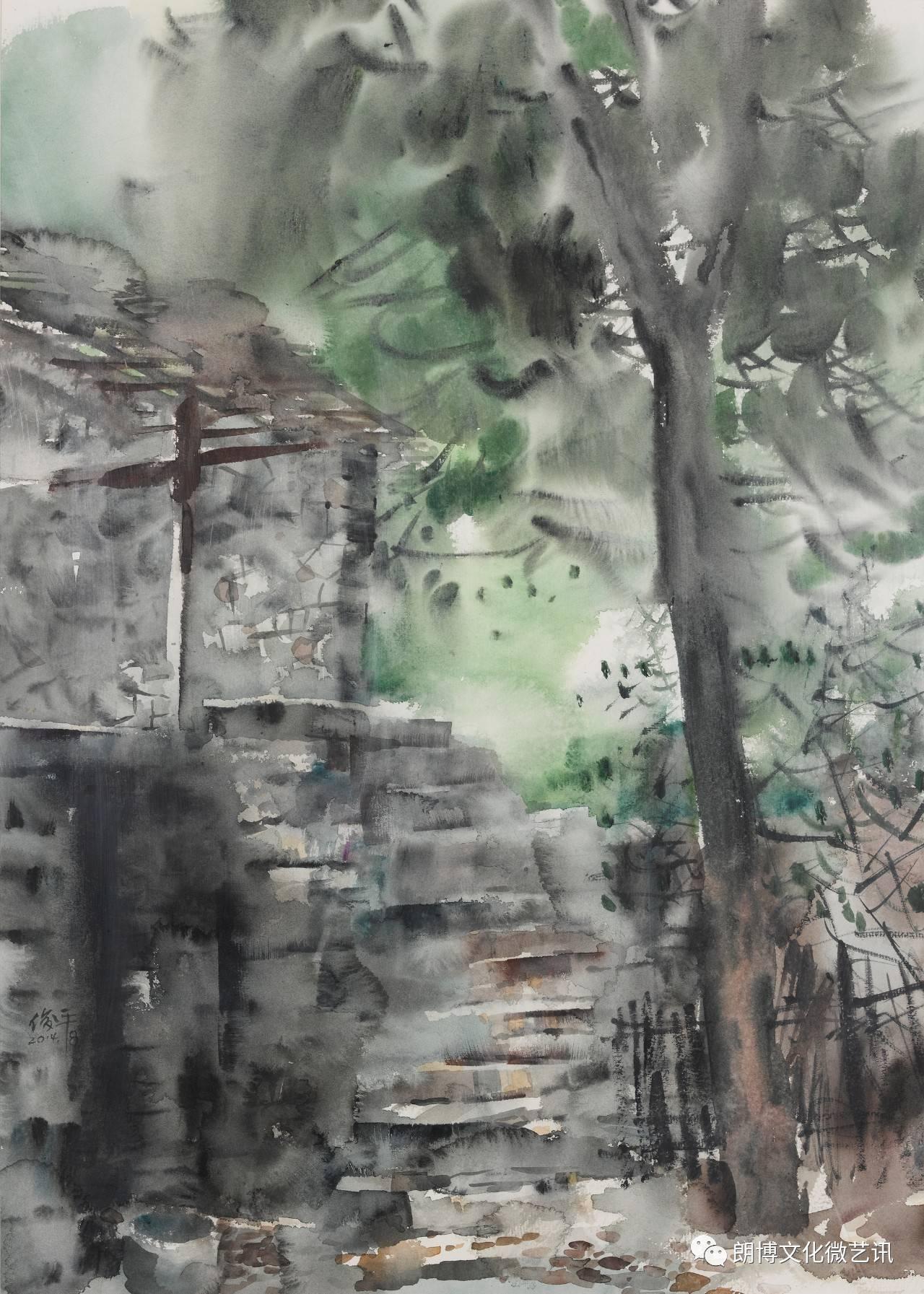 桂花树下 2014