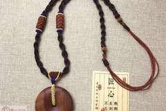 两种项链绳栓吊坠方法-基本编绳技巧教学