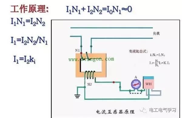 互感器如何接线?互感器的接线原理