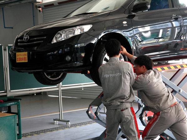 汽车维修专业未来十年前景分析