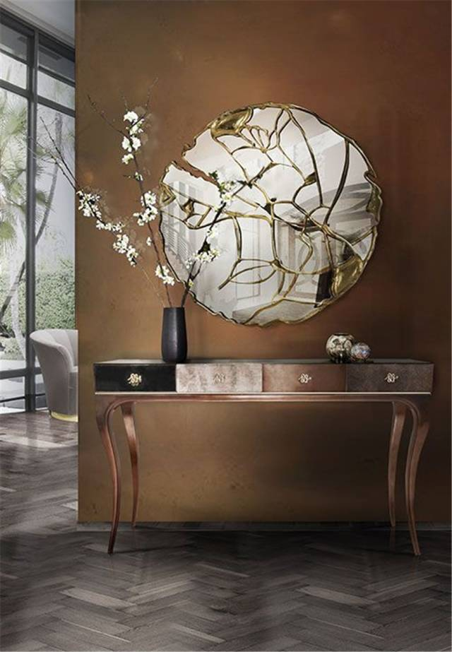 清雅与优美的东方气质,诗意的器物,塑造了具有哲学意味儿的新中式图片