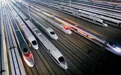 全国铁路将实施新列车运行图 提升的不仅是速度