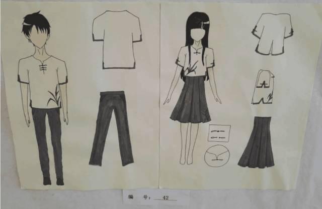 【校服设计大赛】汝州一高学子专属style!