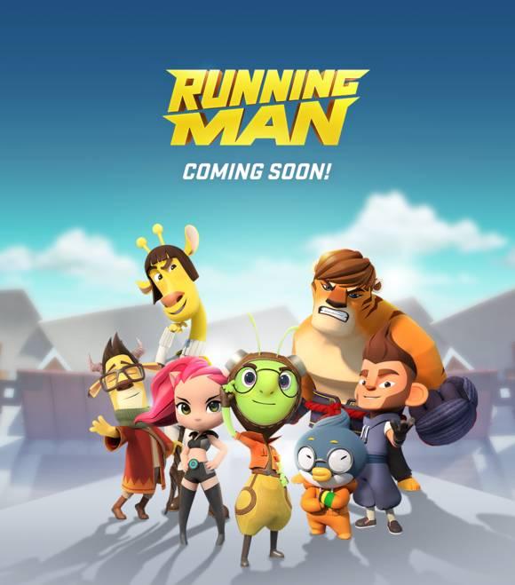 RunningMan动画版