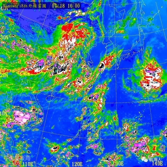 爱学习 海上天气预报 数值天气预报及卫星云图图片
