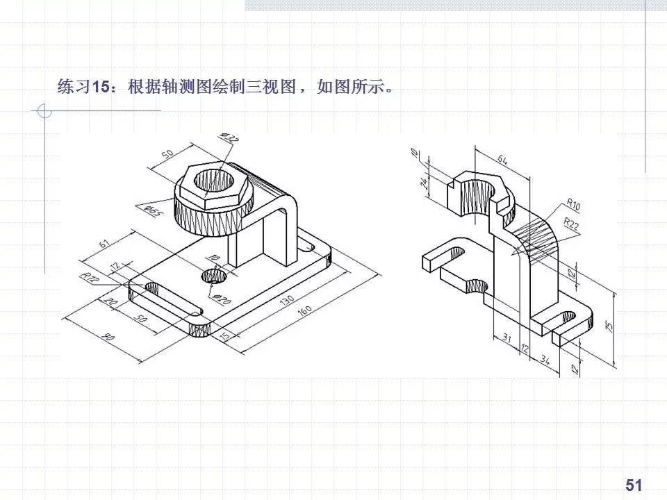 工程图 简笔画 平面图 手绘 线稿 960_720