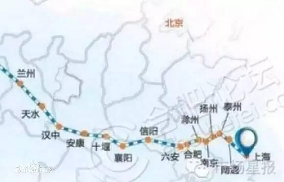 目前正在规划建设太原至青岛客运专线,就从衡水经过,线路大致已经确定