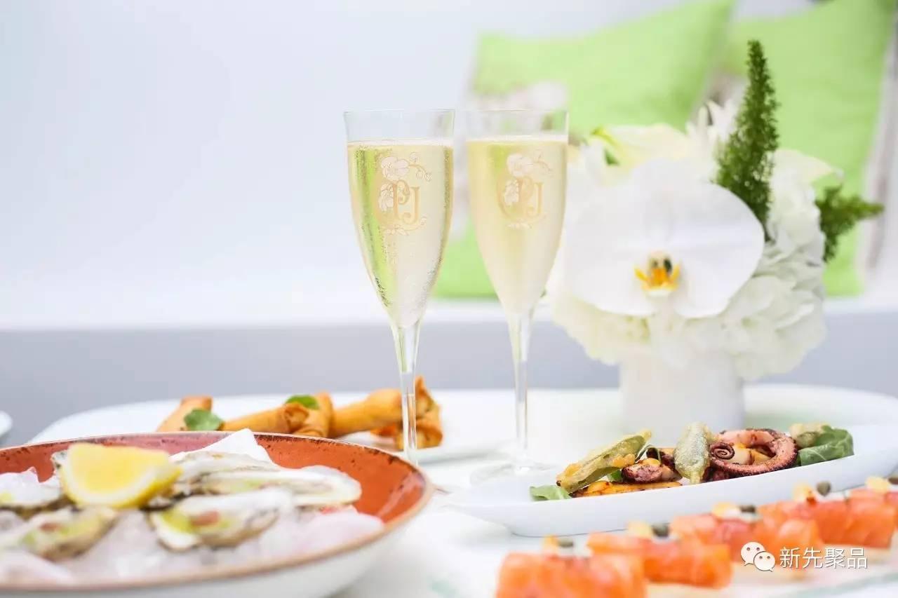 京城顶级法式大餐来袭!私密wine room里面的海陆盛宴!图片