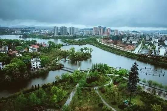 【砥砺奋进的五年】景德镇这座森林城市不仅风景如画