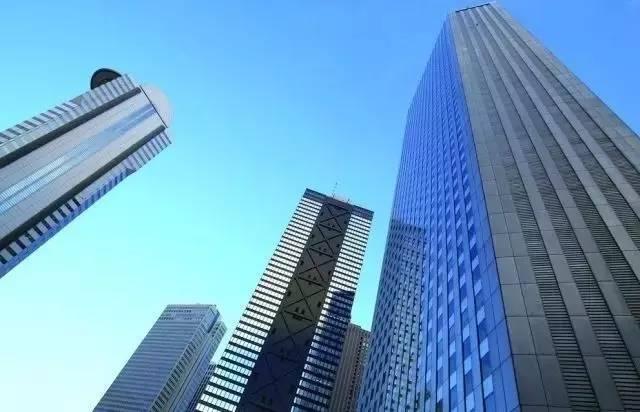高楼建筑平面图