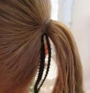 小女孩短发发型扎法图解 儿童短发弄什么发型好看