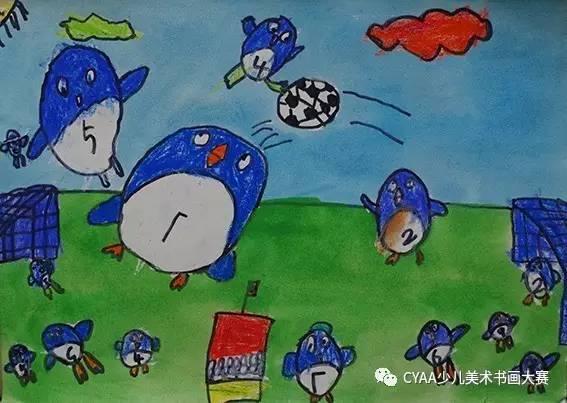 指导老师:何苗   J774804012 莫俊钊 8岁 男 蜡笔画 《火箭》 指导老