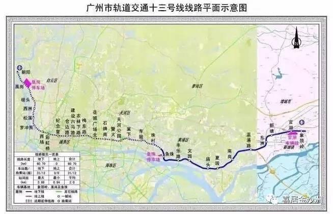联通金沙洲 佛山地铁8号线牵手广州地铁12号 13号线图片