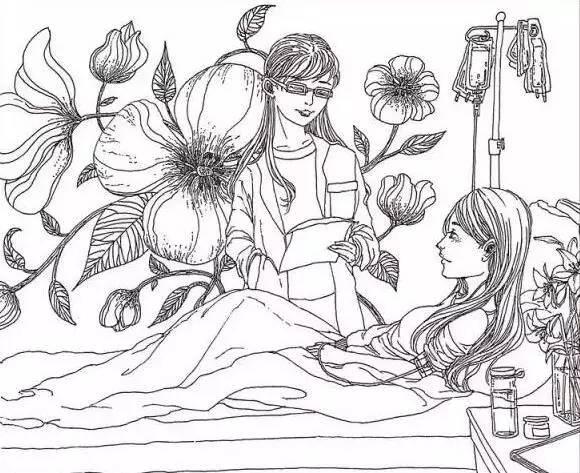 95后女孩用绘画记录32次化疗,手绘抗癌日记,笑对人生!