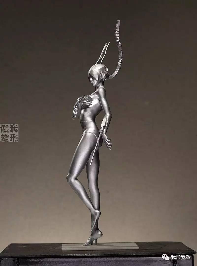 【学院展讯】河北美术学院:2017届雕塑本科毕业作品展