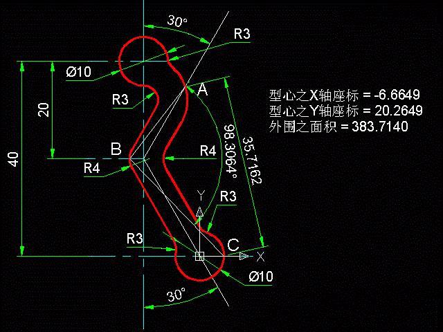 标准cad机械图纸