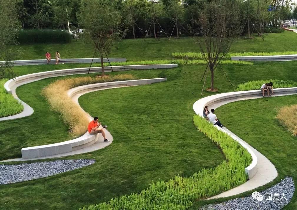 近年来易兰规划设计院在城市公共空间设计方面优秀建成项目众多,在这