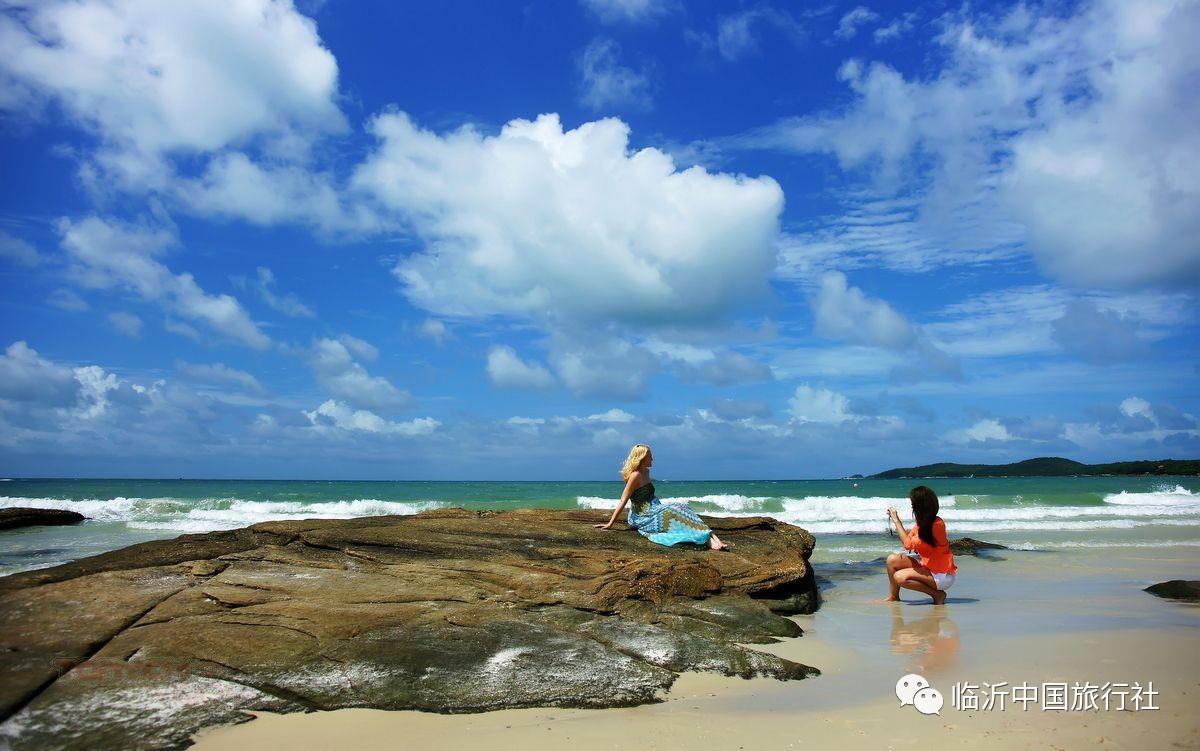 沙美岛是泰国的第三大岛,系泰国国家海洋公园.