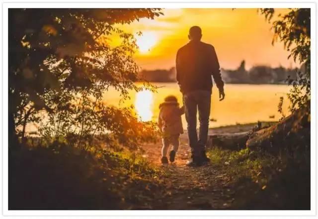 父爱如山,与父亲一起追忆往昔!