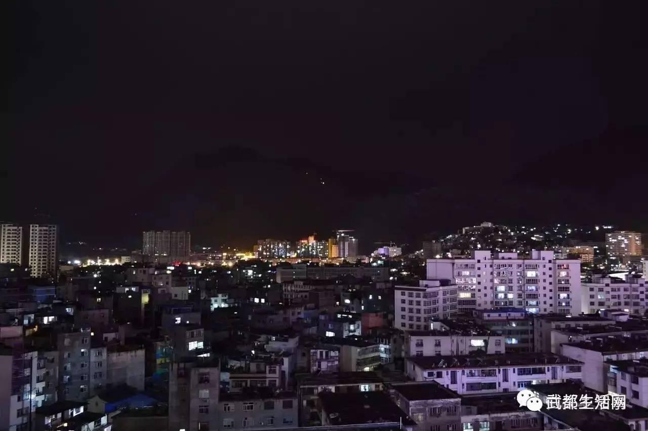 城市夜晚微信头像
