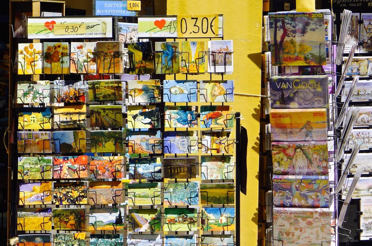 法国阿尔勒,一个令梵高癫狂的小城