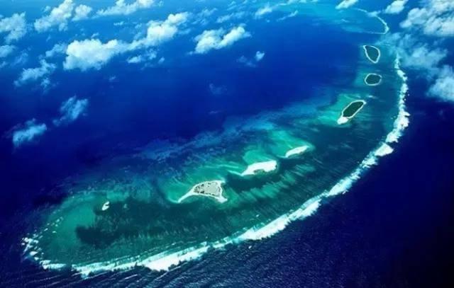 南海四大群岛不胜 美 举,美到窒息
