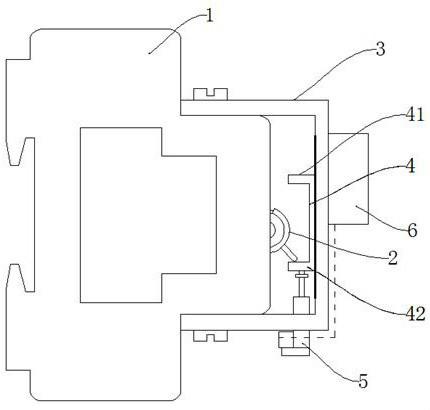 最新型电表内部结构图片