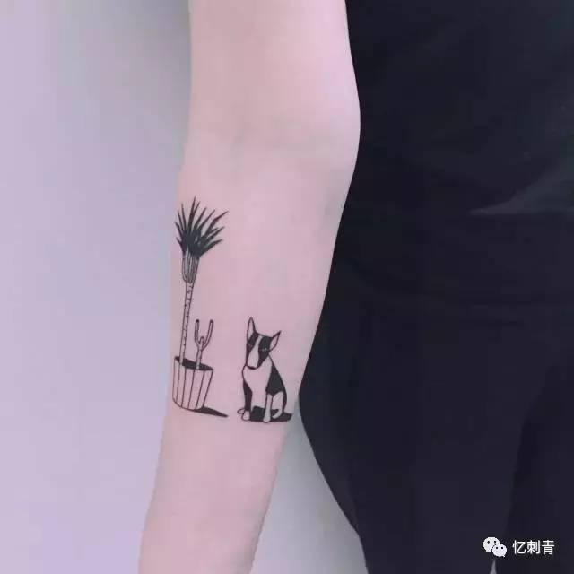 纹身Blackworktattoo才是现在最流行?!