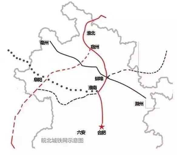 周末深读 阜阳高铁最新规划 进度都在这了,高铁新区 城际高铁 何时完工 千万别错过