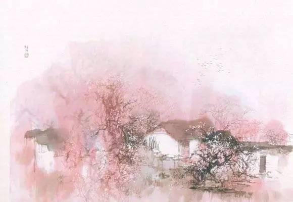 活动预告:少儿手绘中国风之桃花源记