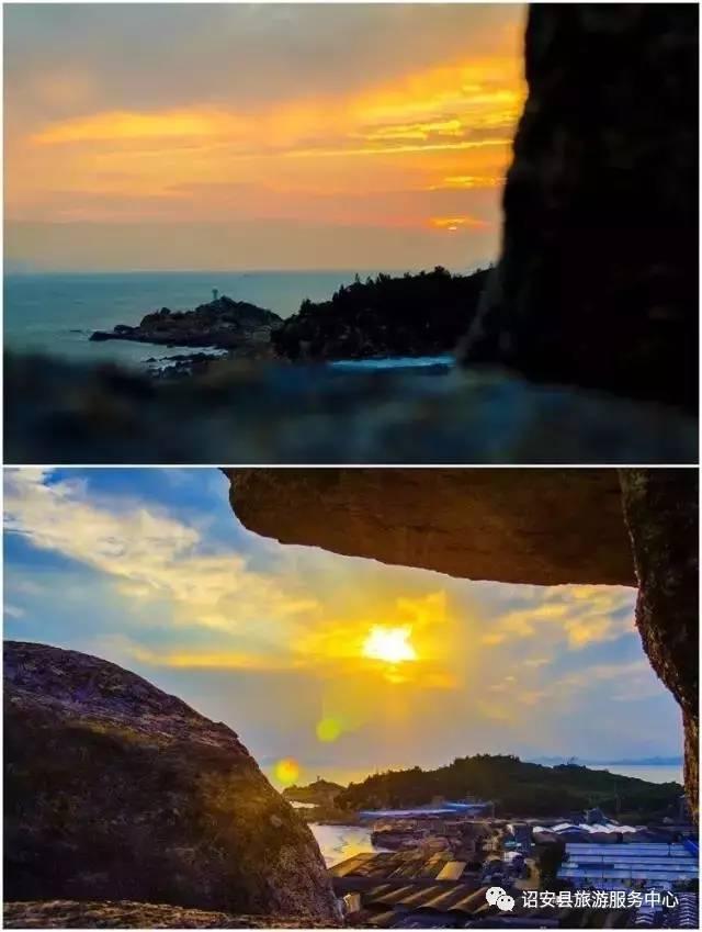 """诏安县""""旅游让生活更幸福""""摄影作品比赛获奖作品公布"""