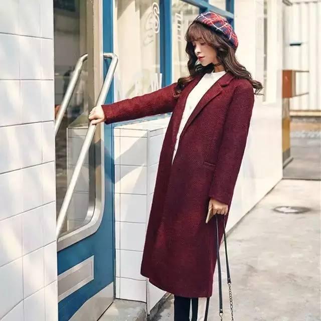 2017年最流行的大衣居然是这样的!时髦的人已经穿上了!图片