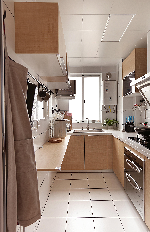 小户型厨房装修事项,简约风格最适合!