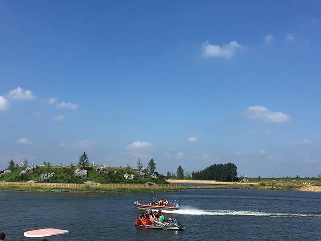 9抢莱西沽河游乐园水上世界套票,带上家人来这里释放酷热,尽情玩乐!
