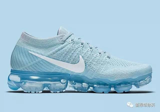 耐克Nike大气垫全掌透明女跑步鞋