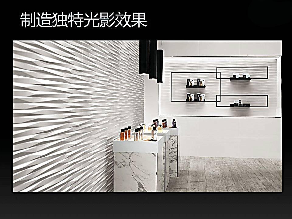 案例应用店面中的室内立面商场设计解析【设易照明3d自助设计图图片