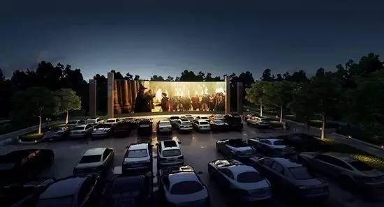 车影院_电影要怎么看才够fun?不如一起去露天汽车影院看大片!