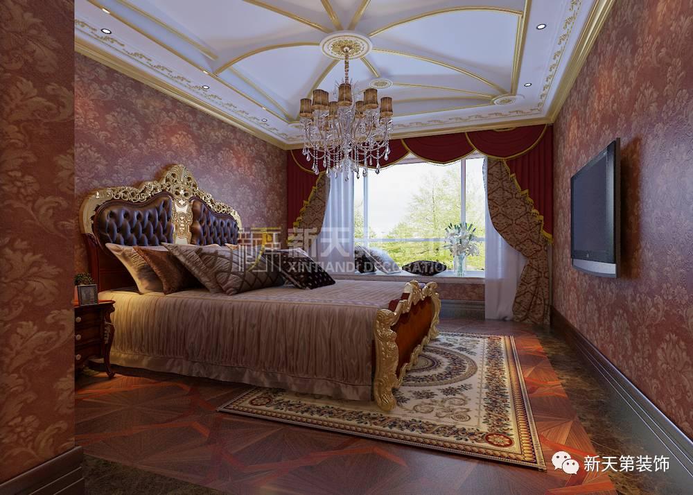 量身定制的奢华空间,带来欧式宫廷优雅尊贵的生活感受,一圆城市新贵的