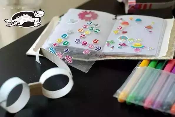卷纸芯diy手工制作教程,超有创意!