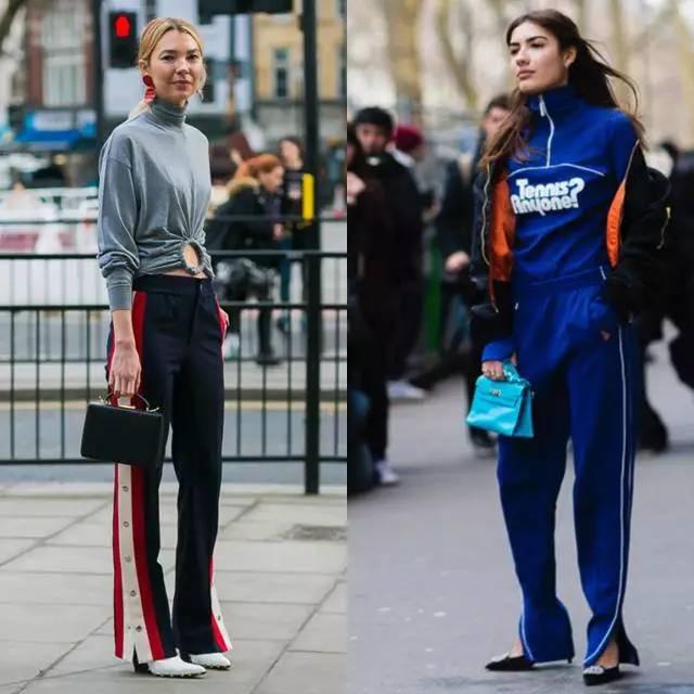 显腿长的开衩裤,应该怎么选怎么搭