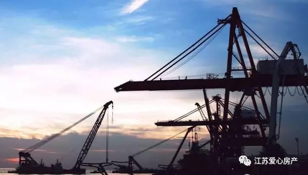 建设投资100 亿元,南通港口发展