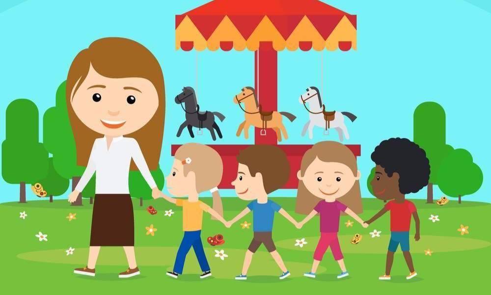 【家园共育】让孩子在暑期坚持上幼儿园的四大理由图片