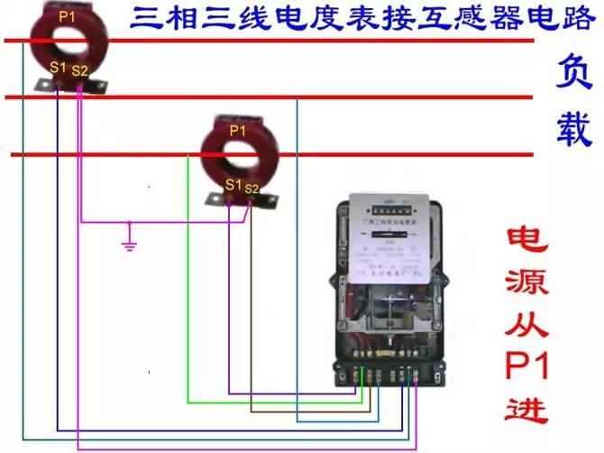 经典电气接线图