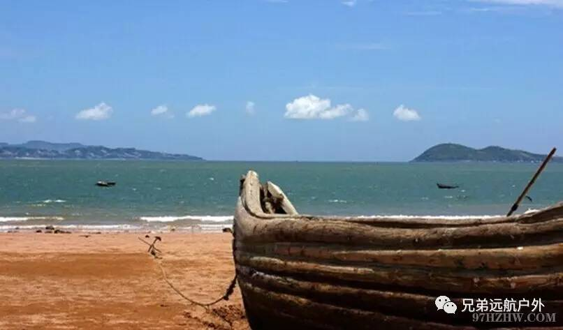 【暑假海岛游】7月14-16 福建大小西洋岛3日游