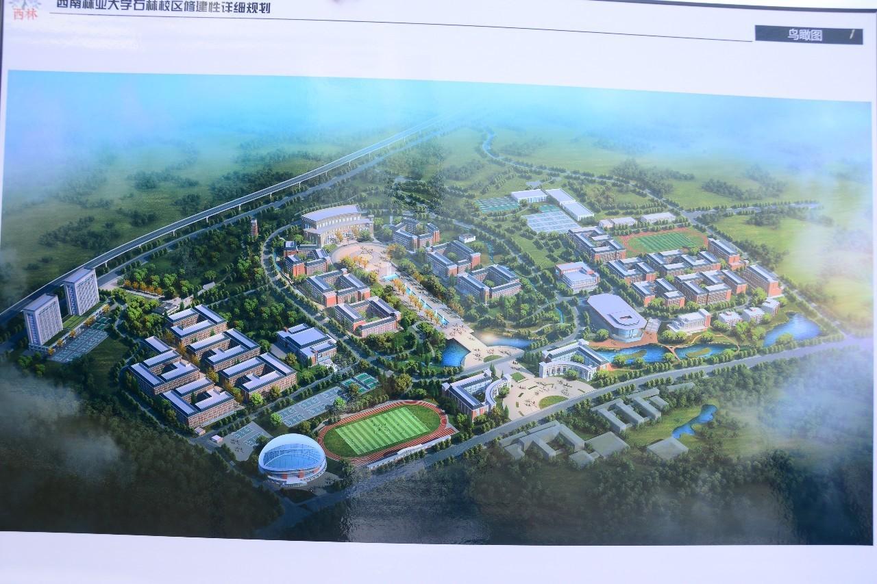 泰安六中新校区平面图