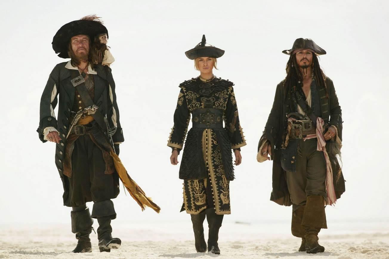 加勒比海盗进化史之第三部过关斩将,化险为夷