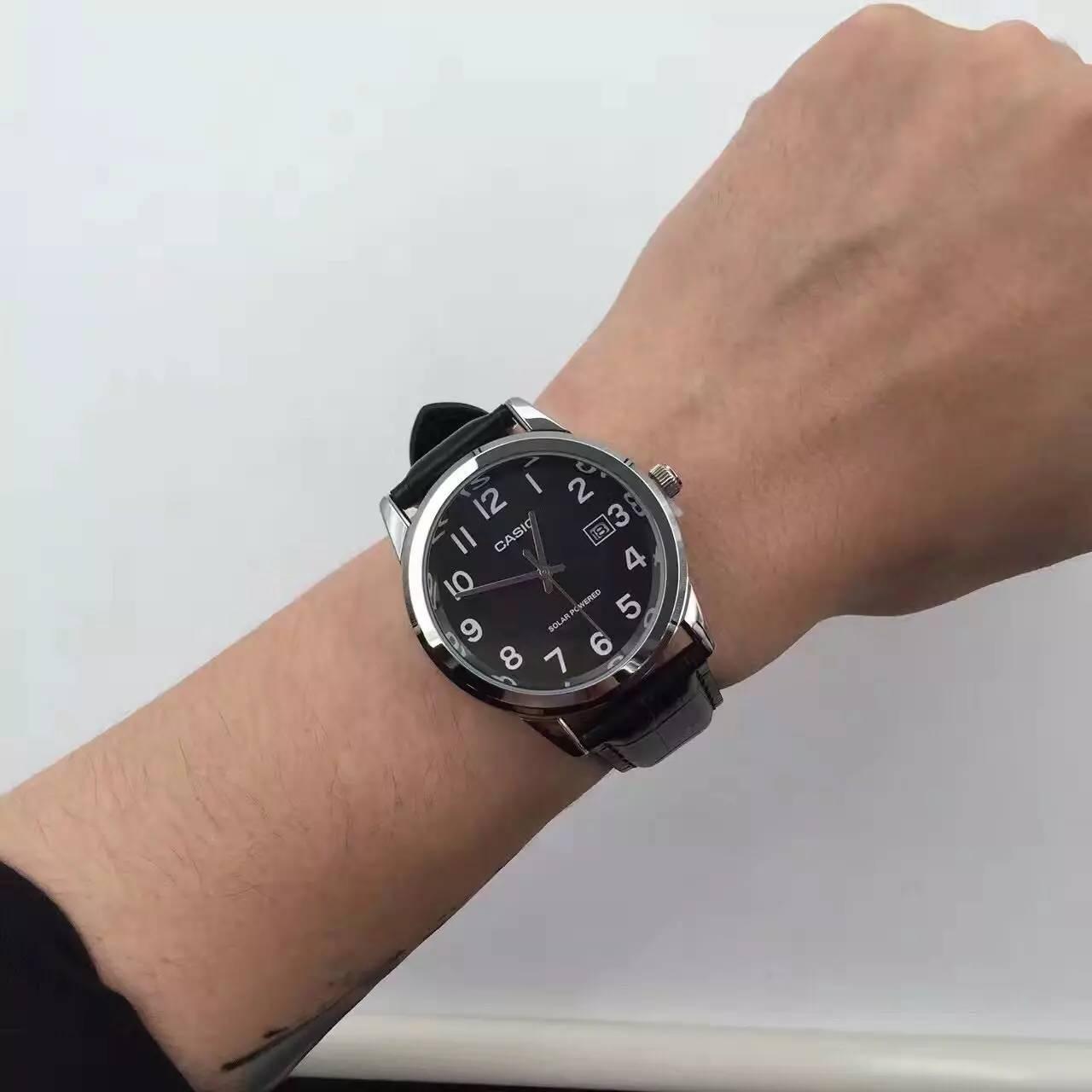 尖沙咀君怡酒店_Casio 太陽能手錶 會員價$280