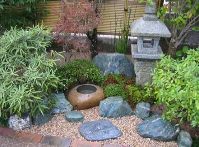 有院落便可称之为庭院,院落中有花圃菜园即可谓之庭园.图片