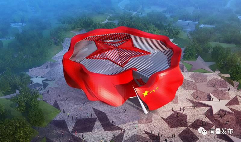 军事主题_纪念建军 | 南昌军事主题公园来了,就建在这!