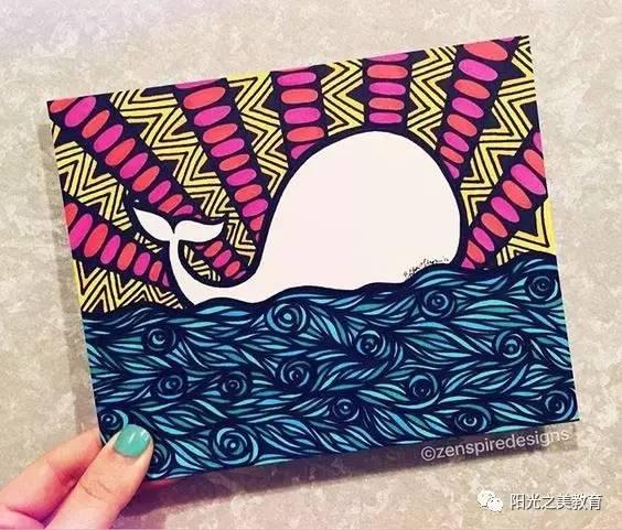 包包手绘图色彩